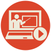 elearning-red-icon